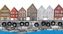 Prosjekt Bryggen