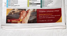 TV 2 Zebra Annonser